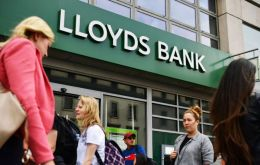 Lloyds is the only major British lender that does not currently have a subsidiary in another EU nation. But it already has a branch in Berlin which employs 300 people