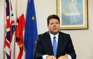 "Chief Minister Fabian Picardo described the plan to invest in new infrastructure represented ""a transformation and revolution"" of sport facilities in Gibraltar."