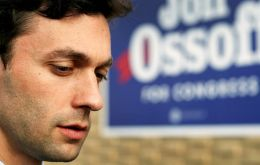 Ossoff faces an uphill battle in the Atlanta district that has voted reliably Republican for decades. His win would be a warning shot for President Trump.