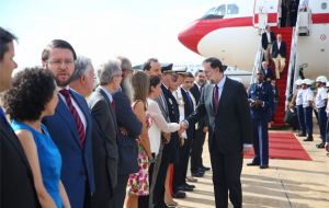 Rajoy's visit to Brazil is the first by the head of a European government since Temer took over the presidency last May.