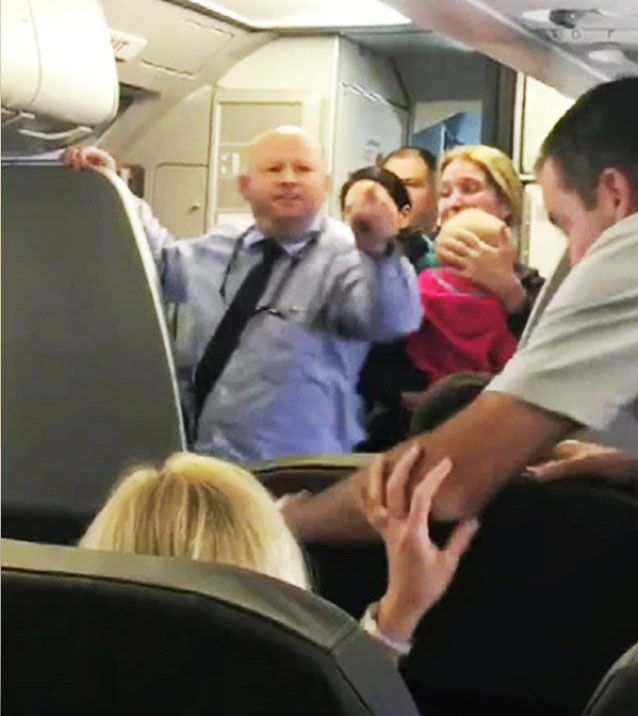 American Airlines Apologizes For Incident With Passenger