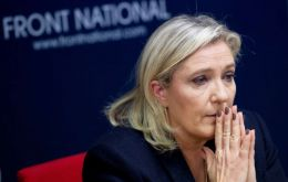 "Ms Le Pen said her decision had been made out of the ""profound conviction"" that the president must bring together all of the French people."
