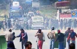 The latest casualties come on a day anti-Maduro demonstrators blocked major roads in the country.