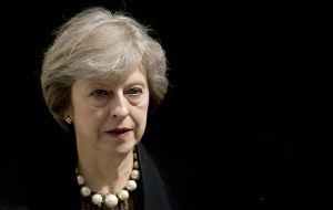 PM May has said it does not want to delay talks on future trade relations, while the EU issued draft guidelines on Brexit on 31 March.