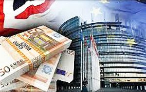 EU officials estimate that the UK faces a bill of €60bn because of EU budget rules. UK politicians have said the government will not pay a sum of that size.