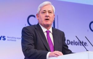 "Paul Drechsler, CBI president, said: ""Businesses across Europe will now want to see talks quickly gather some positive momentum early on."