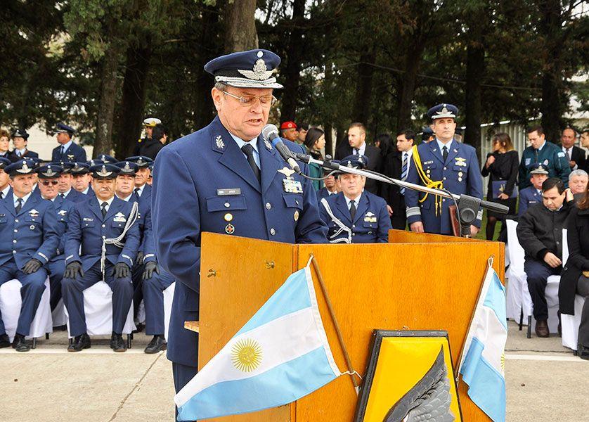 Falklands/Malvinas: Argentine Air Force recalls 35th