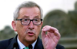 "As he departed, Mr. Juncker was said to have told her: ""I leave Downing St 10 times as skeptical as I was before."""