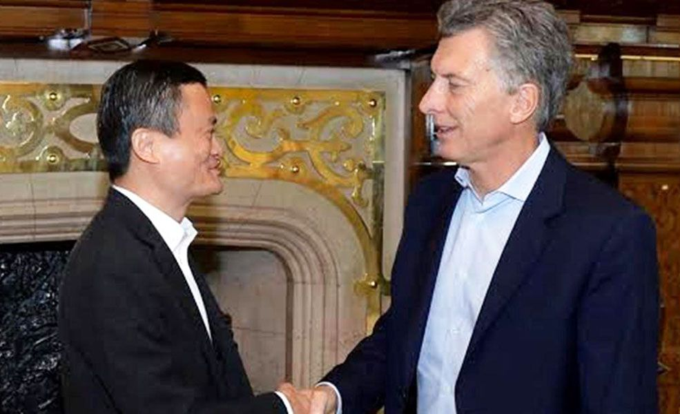 Argentina promotes sales to China through e-commerce ...