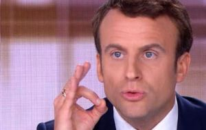 Macron called for improving cyber-intelligence and urged better European coordination, arguing that shuttering the country's borders alone would not help.