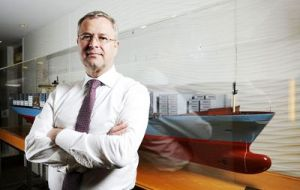 "By keeping Hamburg Sud as a separate company, ""we will limit the transaction and integration risks and costs"", said Soren Skou, CEO of A.P. Moller-Maersk Group."