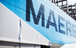 """Since 2011 Maersk, and its subsidiaries have not participated in any hydrocarbons exploration or exploitation activities in the Malvinas Islands"", said the release"