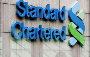 Standard Chartered confirmed it has contacted German regulators about plans to set up a Frankfurt subsidiary that will similarly safeguard its European business.