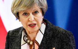 Opinion polls suggest Mrs. May has a runaway lead in the national election of 20 percentage points, which could give her over a 100 more seats in parliament