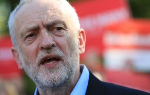 "Corbyn admitted Labour faces ""a huge challenge over the next four weeks"" to win on 8 June after Tories enjoyed the best local election performance in 40 years"