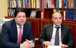 """It is sweet irony for all of Gibraltar that Michael (Llamas) now represents Europe (UEFA) on this important and prestigious FIFA Ethics Committee"" said Picardo"