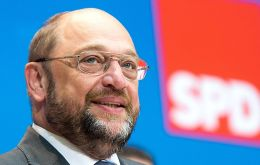 "The SPD has run the state - Germany's most populous - for most of the post-war period. Party leader Martin Schulz said it was a ""hard day""."