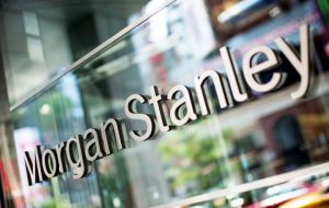 Shares have been sold off by Morgan Stanley at below the 73.5p average price paid in the three-stage bailout.