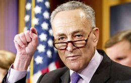 "The top Democrat in the Senate, Chuck Schumer, said Mr. Mueller was ""exactly the right kind of individual for this job""."