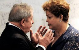 Joesley Batista claim that their firm funneled around US$150 million to Lula and Rousseff for their presidential campaigns .