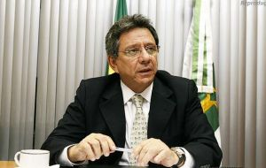 Filippelli heads the Brasilia branch of Temer's PMDB and was vice-governor of the Federal District under Queiroz and is one of the five special aides to the president.