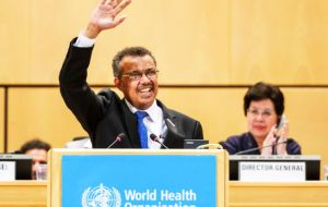 Dr Tedros Adhanom Ghebreyesus has served as Minister of Foreign Affairs, Ethiopia from 2012-2016 and as Minister of Health, Ethiopia from 2005-2012