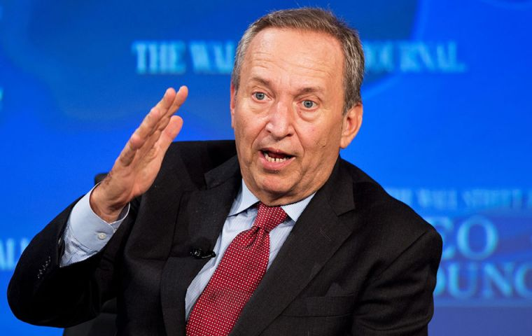 """It appears to be the most egregious accounting error in a presidential budget in the nearly 40 years I have been tracking them,"" wrote Larry Summers"