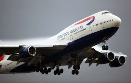 BA recommends passengers should check the status of flights before travelling following cancellations and delays affected thousands of passengers
