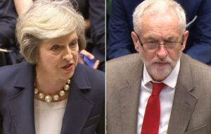 A total of eight polls carried out since the May 22 Manchester suicide attack have shown May's lead over the Labour Party narrowing