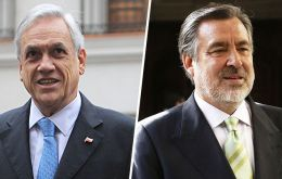 When asked who they would like to be the next president of Chile, 24% of respondents backed Piñera, with 13% selecting Guillier, according to the CEP poll.