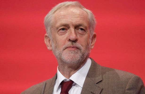 United Kingdom opposition leader Jeremy Corbyn urges PM to quit over police cuts