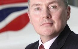 Willie Walsh, CEO IAG said an engineer disconnected a power supply, with the major damage caused by a surge when it was reconnected.