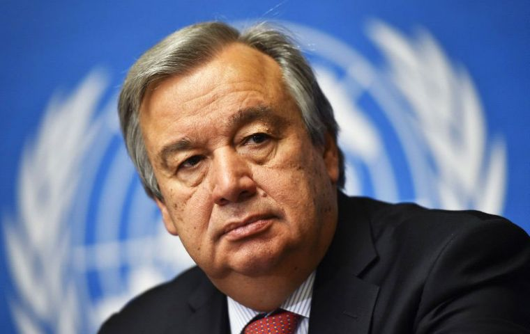 """On World Environment Day – and every day – let us reconnect with nature. Let us cherish the planet that protects us,"" underlined Mr. Guterres."