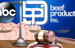 "BPI says ABC's ""disinformation campaign"" caused the meat processer's revenues to drop by 80%. They are suing ABC for up to US$5.7bn in damages."