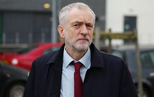 "Jeremy Corbyn said the right response was to ""halt the Conservative cuts and invest in our police and security services and protect our democratic values"""