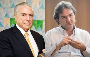 JBS executives are at the center of a political crisis engulfing President Temer and a secret audio recording from JBS executive Joesley Batista in March