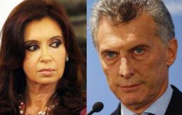 The question then is why Cristina followers believe it is OK she is corrupt, and contrary to that they believe that Macri is corrupt, asked Duran Barba