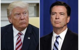 Comey portrayed Trump as dismissive of FBI's independence and made clear he interpreted Trump's request to end an investigation as an order from the president.