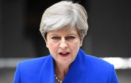 Initial talks have begun with Northern Ireland's DUP after Mrs. May failed to secure a majority. Tories needed 326 seats to win but fell eight short. DUP won 10.