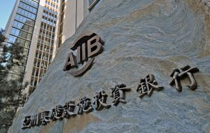 The AIIB's funding capabilities is said to be exactly what Argentina and other Latin American countries need.