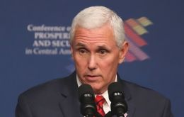 Vice President Pence to tour the Americas as a token of US interest despite budget cuts