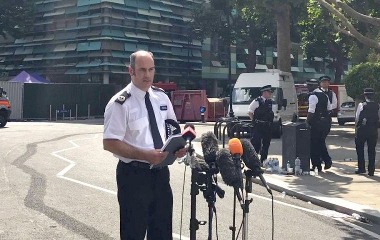 """I really hope it won't,"" but Commander Stuart Cundy admitted the number of casualties may increase."