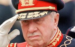 Augusto Pinochet ruled Chile as a dictatorship from Sept. 11 1973 until March 11, 1990