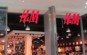 Uruguay will be the sixth market in Latin America for H & M