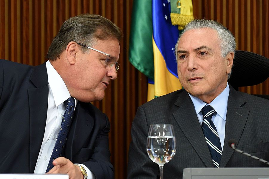 President Temer's close ally arrested amid corruption scandal