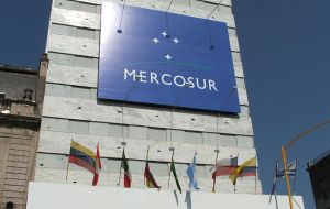 "Mercosur members in a joint communiqué strongly rejected ""violence against the Venezuelan Legislative"""
