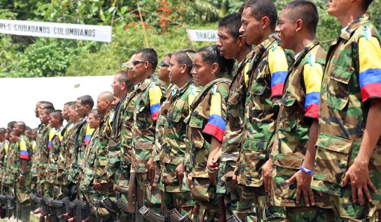 Colombia: Security Council authorizes United Nations mission to monitor reintegration of FARC-EP