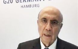 Meirelles highlighted other positive signs, such as income gains, the fall in inflation and increases in the purchasing power of the Brazilian population.