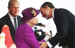 This is the first state visit by a Spanish monarch since King Juan Carlos toured Britain in 1986 when he raised the controversial issue of Gibraltar