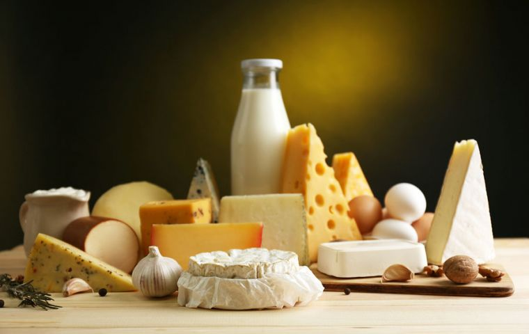 Prices of all dairy products that constitute the index rose, but butter price increased the most, rising 51.2 points (14.1%) from May to an all-time high.